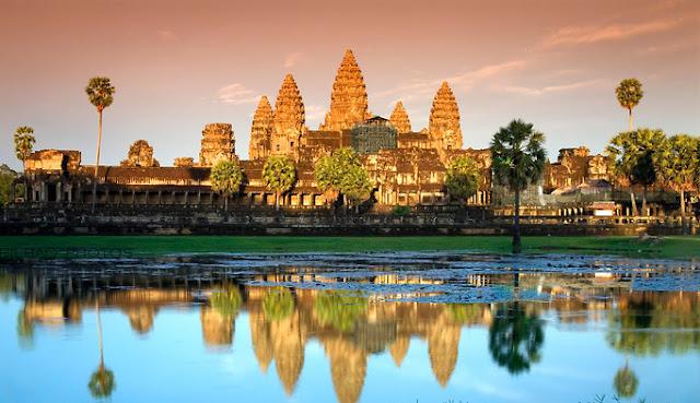 Angkor Wat Campodia