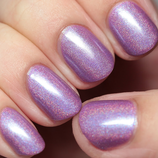 "Literary Lacquers ""Hope"" Is the Thing with Feathers"