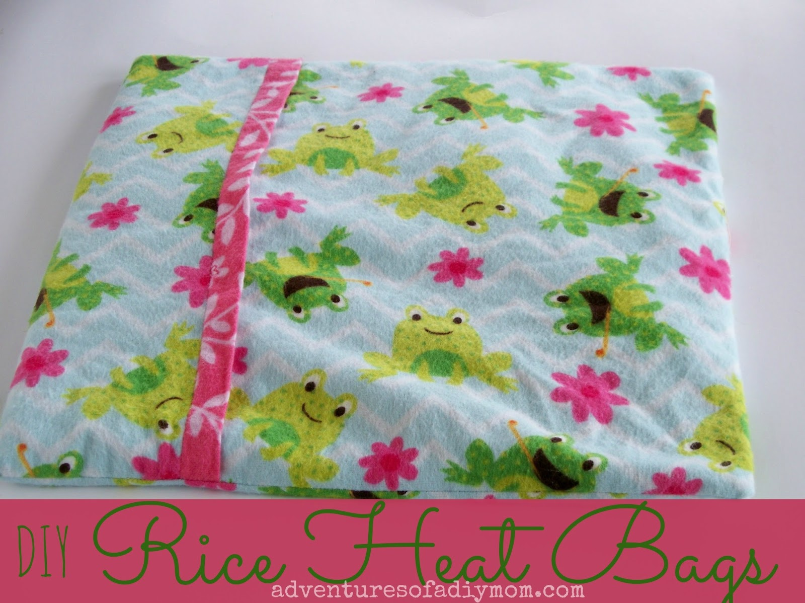 Rice heat bags