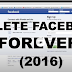 How To Delete My Facebook Account Permanently Now