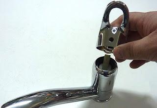 Ремонт смесителя с душем своими руками