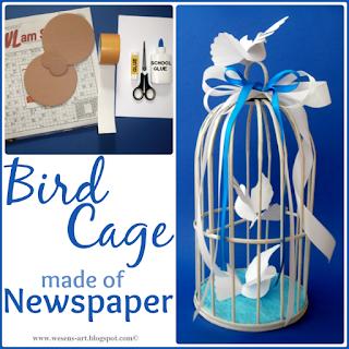 BirdCage  wesens-art.blogspot.com