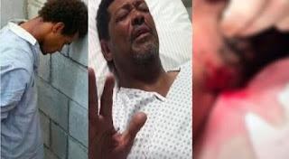 Pastor Valdemiro Santiago leva facada no pescoço em pleno culto; vídeo