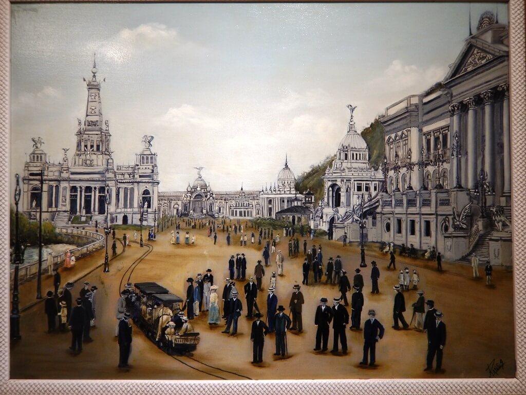 Exposições no Rio de Janeiro