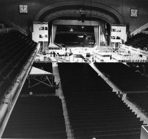 1936 Republican National Convention Cleveland Auditorium