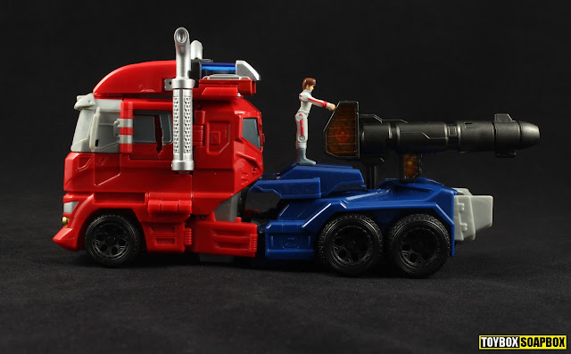 beelzeboss combiner wars optimus truck mode