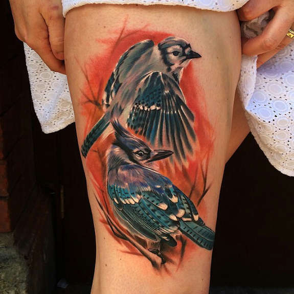 10 Cutest Bird Tattoos For Women