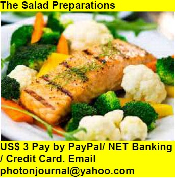The Salad Preparations Book Store Buy Books Online Cash on Delivery Amazon Books eBay Book  Book Store Book Fair Book Exhibition Sell your Book Book Copyright Book Royalty Book ISBN Book Barcode How to Self Book