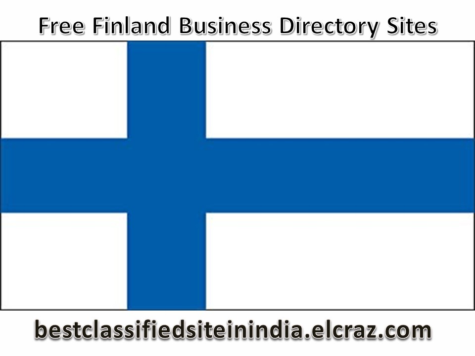 Top 55+ Free Finland Business Directory Sites | List of Free