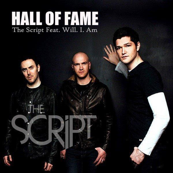 The Script Ft will.i.am - Hall Of Fame Guitar Chords Lyrics - Kunci ...