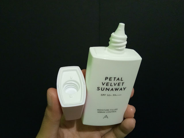 Althea Petal Velvet Sunaway SPF50+ PA Review