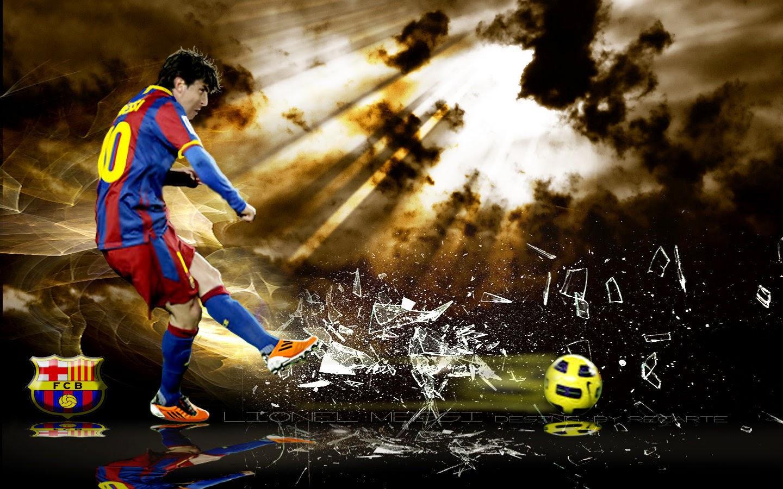 Football Clubs: Barcelona Football Club Wallpaper