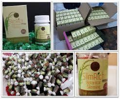 slimrich botanical slimming