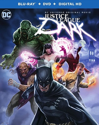 Justice League Dark (2017) English 720p & 1080p BluRay HD