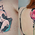 Watercolor tattoo ideas!