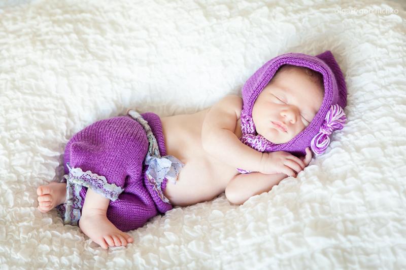 Фотограф новорожденных в Гродно
