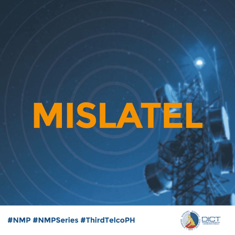 Mislatel says franchise is valid in Senate third telco hearing