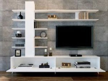 huge selection of c9e7d 801d5 Top 200 modern TV cabinet design ideas 2019 catalogue p4