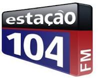 Rádio Estação 104 FM de Iguaba Grande RJ ao vivo