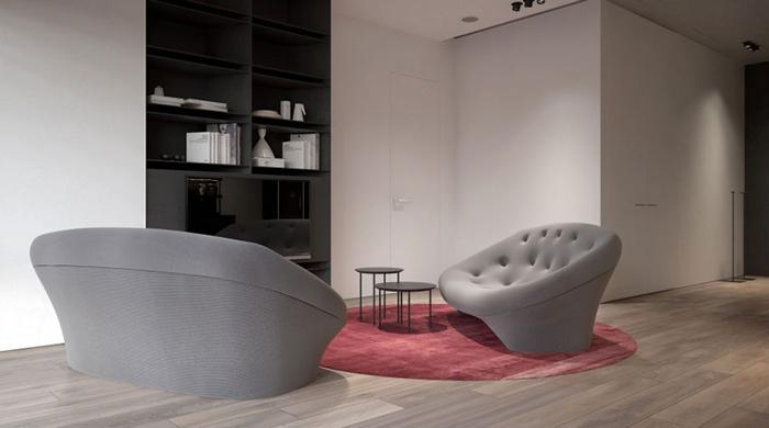 Thiết kế nội thất chung cư 60m2 cho vợ chồng trẻ- 1
