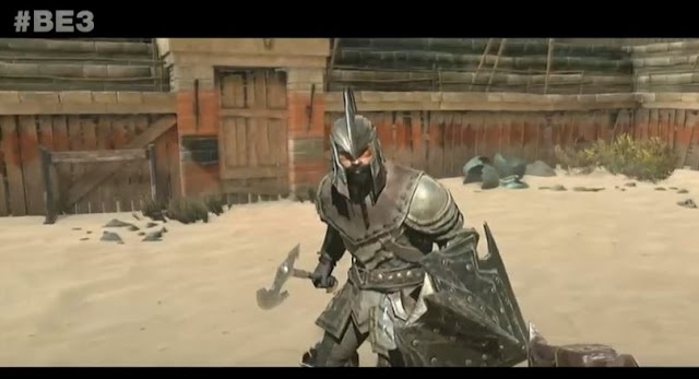 The Elder Scrolls Blades | RPG  Mobile Game Has Been Delayed to 2019