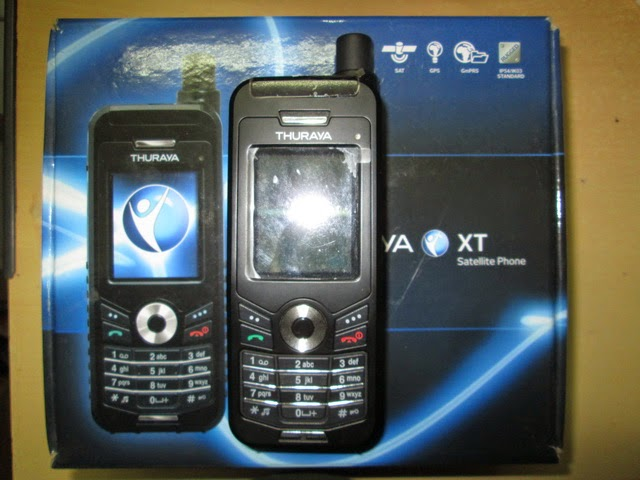 hape satelit Thuraya XT