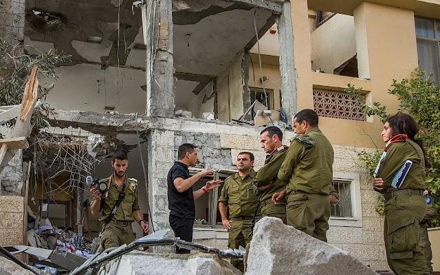Gabinete de segurança ordena IDF para continuar com ataques em Gaza