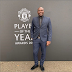Akin Alabi Pictured At The Manchester United Player Of The Year Award