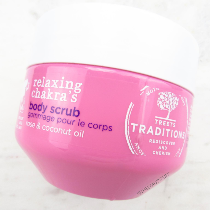 treets traditions body scrub | the beauty puff