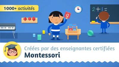 Montessori  Numberland