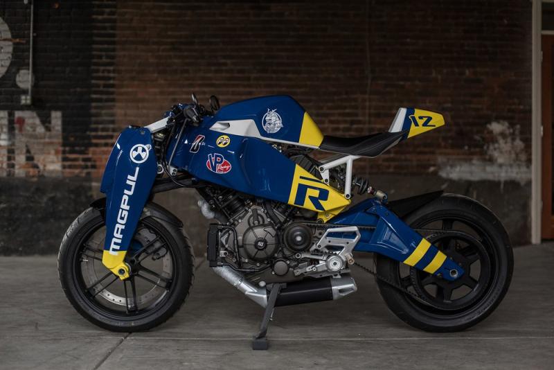 Custom MAGPUL RONIN motorcycle 7