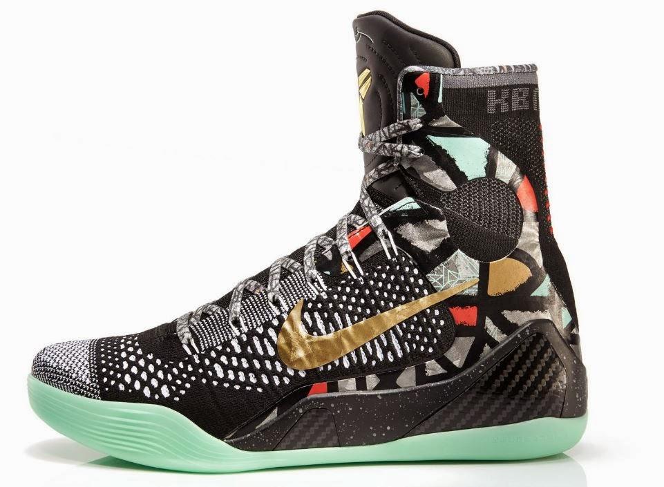 6105640ec82 2014 Nike Kobe 9 Elite Allstar