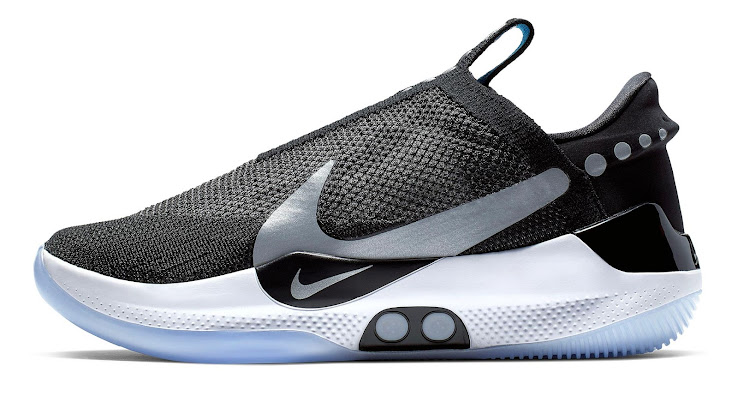 cheap for discount f898e 85cf1 Revolutionary Self-Lacing Nike Adapt BB Basketball Shoes Revealed ...