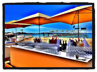 Stabilimento balneare Cannes