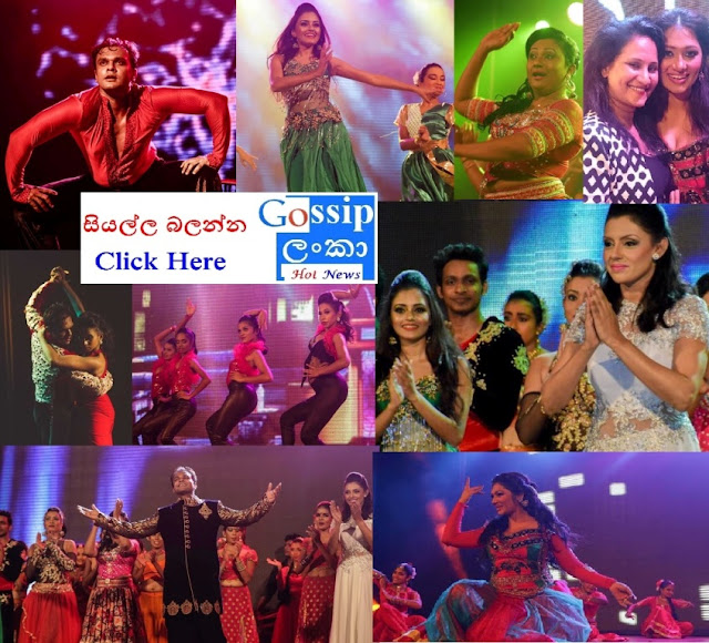 Suraj Presents Elements with Surya Suraj Mapa's Dancing Show 'Elements with Surya'