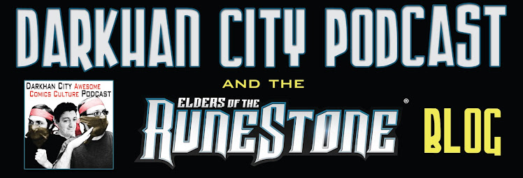 Darkhan City Podcast / Elders of the RuneStone Blog