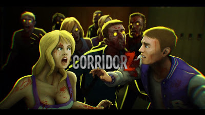[Corridor Z - The Zombie Runner MOD APk v1.3.1 Unlimited Money Game Offline Terbaru.[