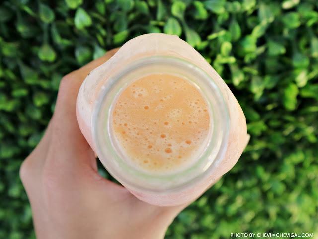IMG 3629 - 熱血採訪│30鮮 the juice沙冰果汁,木瓜牛奶再進化!木瓜大神帶給你不同層次的口味與口感