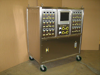 Welding Heat Treatment Power Consoles