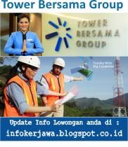 Lowongan Kerja Tower Bersama Group (TBIG)