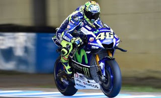 Rossi Pole Position MotoGP Jepang