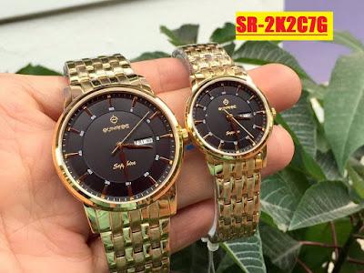Đồng hồ cặp đôi Sunrise 2K2C7G