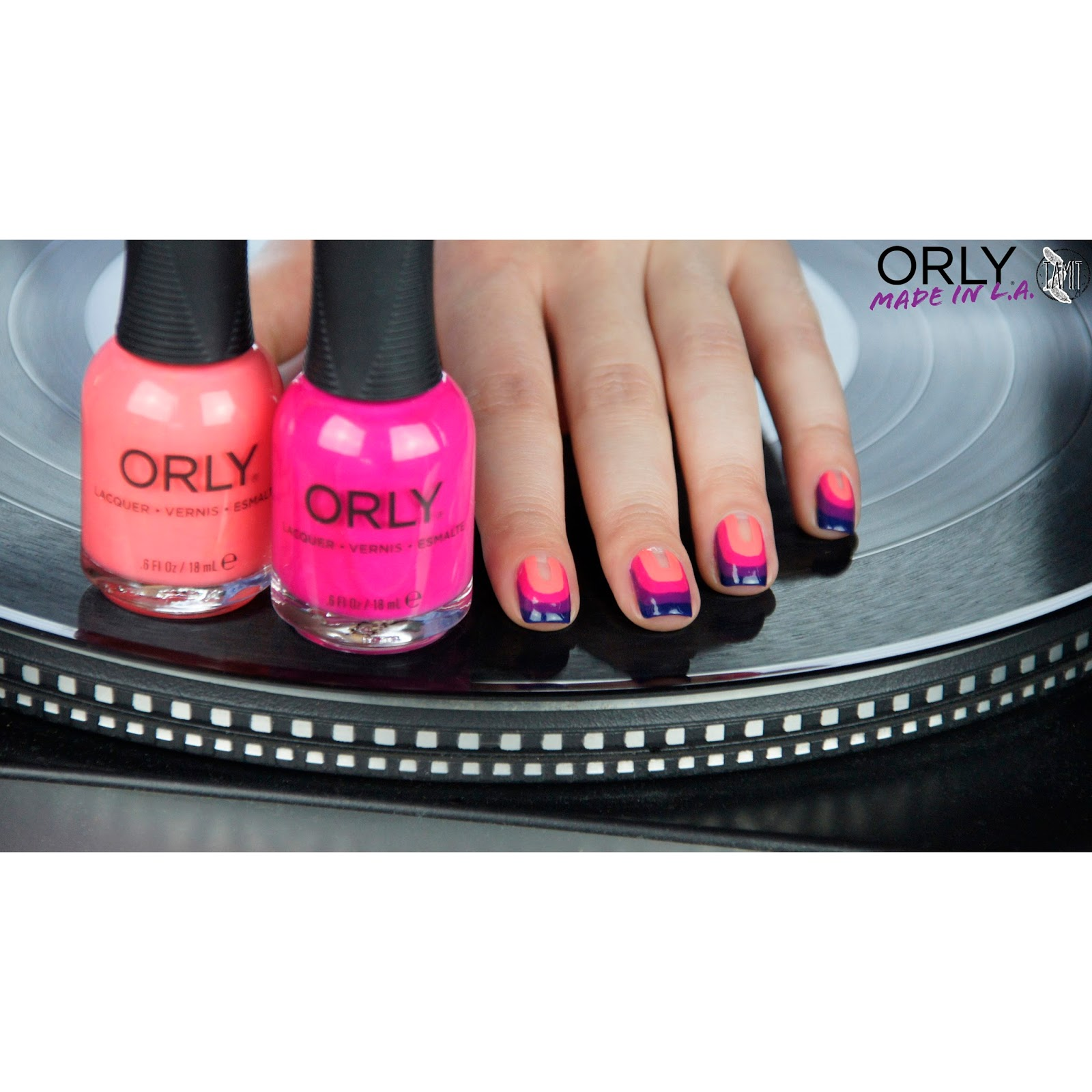 fall in    naiLove!: Orly In The Mix Fall 2015    tutorial