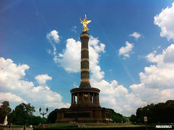 Victory Column,Siegessäule, Berlin