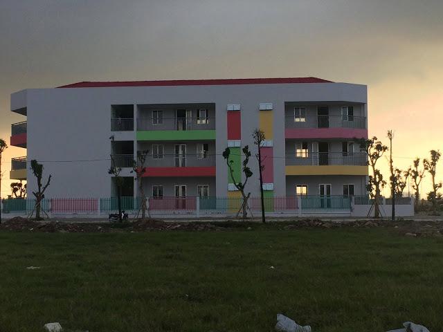 Trường Mầm Non tại khu B1.3 Thanh Hà