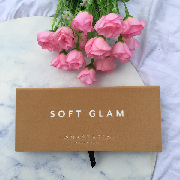 Anastasia Beverly Hills - Soft Glam - Pallet review