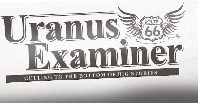 the uranus examiner newspaper