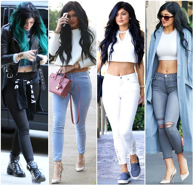 It Gaby Steal Her Style Kylie Jenner