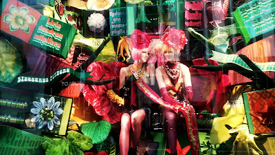 Bergdorf Christmas Windows 5