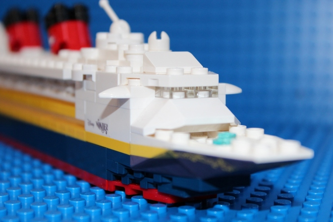 Random Bits Mini Lego Disney Wonder Instructions